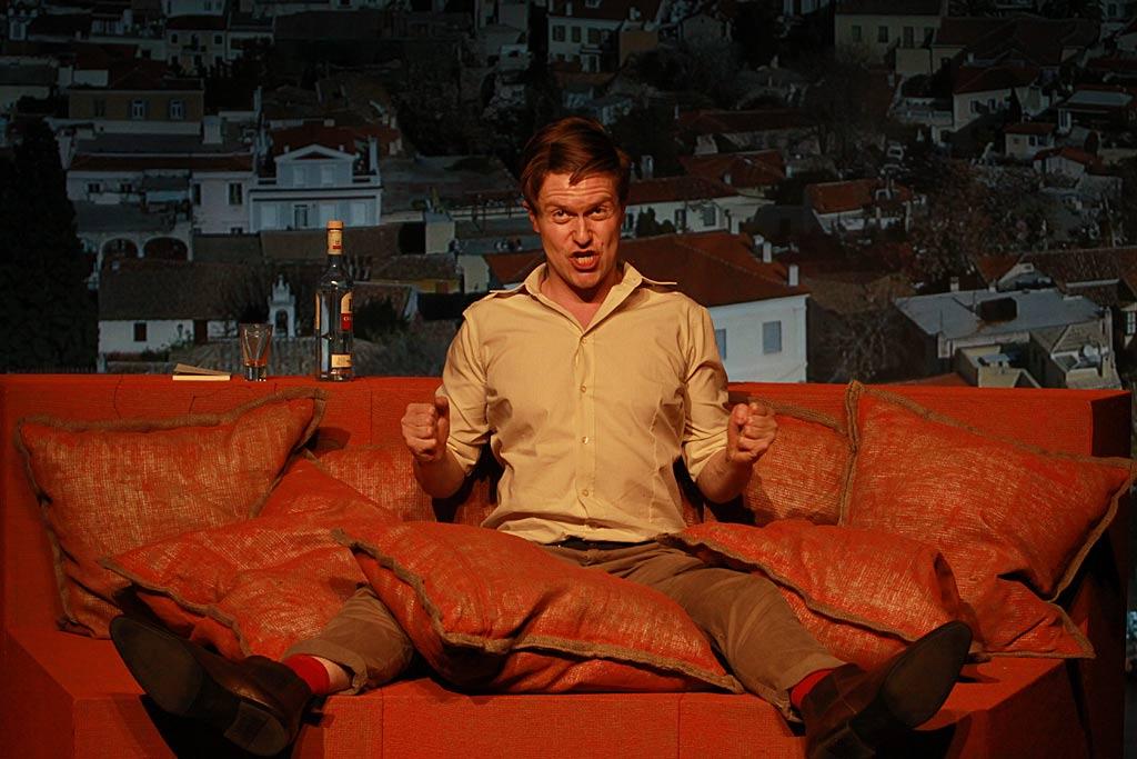 Michael Ransburg, Schauspieler