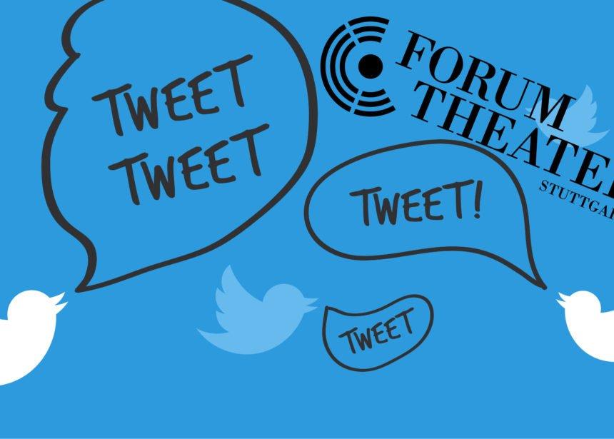 Das Forum Theater auf Twitter